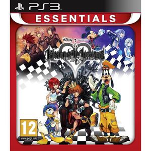 JEU PS3 Kingdom Hearts HD 2.5 Remix Essentials (PS3) - Imp
