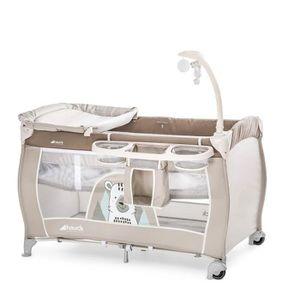 LIT PLIANT  HAUCK  Lit Parapluie Baby Center avec plan à lange
