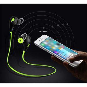 CASQUE - ÉCOUTEURS OEM - Ecouteurs Bluetooth Sport pour MOTOROLA Moto