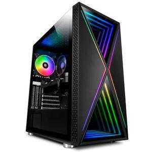 Ordinateur de bureau Jeux PC 240 Go SSD//T 16 Go DDr4 Ordinateur Gaming JOYBE//PC Gaming Intel Gold 2X 3,70 GHz Windows 10 Graphique Intel Uhd 610