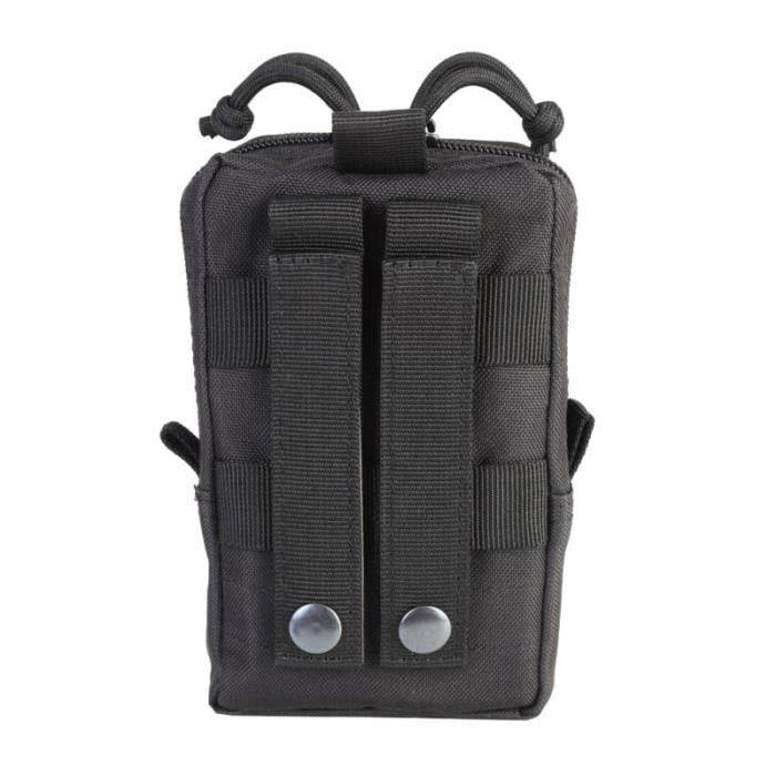 A -1000D tactique Molle poche en plein air hommes EDC outil sac militaire taille sac gilet Pack sac à main téléphone portable sac ét