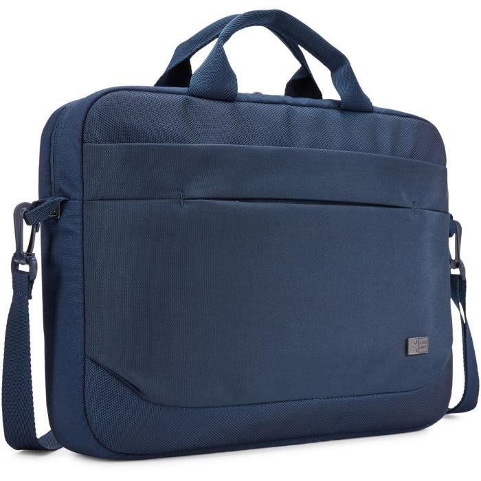 Sacoche pour Ordinateur Portable 13-/14-- CASE LOGIC - ADVA-114 - 13- / 14- - Dark Blue