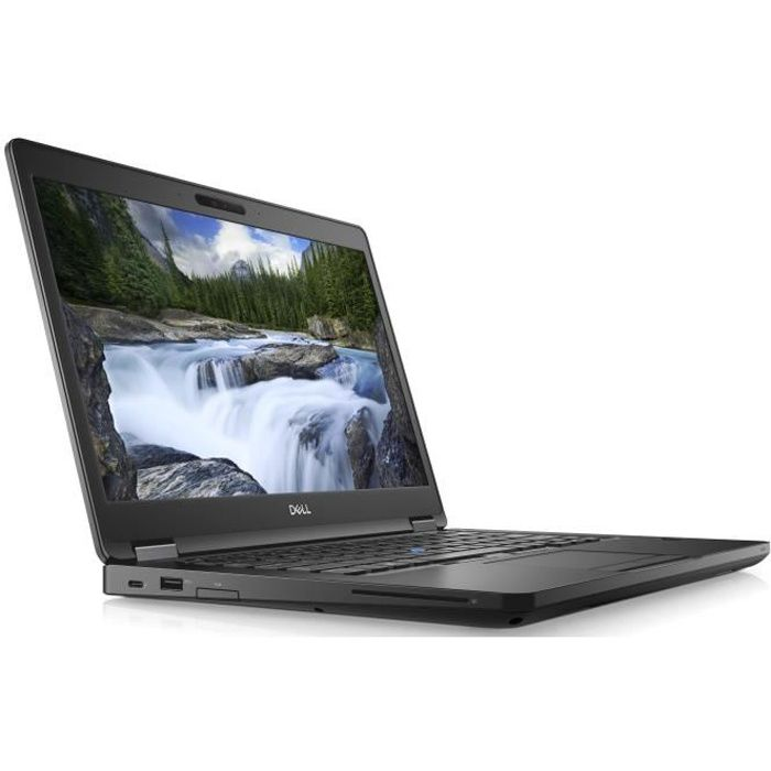 Dell Latitude 5490 14- Core i5 2,6 GHz - SSD 256 Go - 16 Go AZERTY - Français