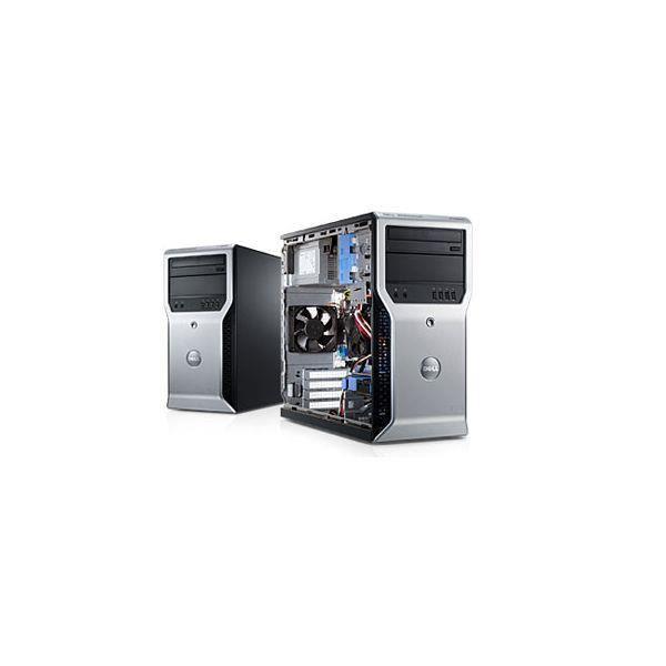 Dell Precision T1500 Windows 7 i3 4Gb 250Gb Ordinateur Tour Workstation Pc