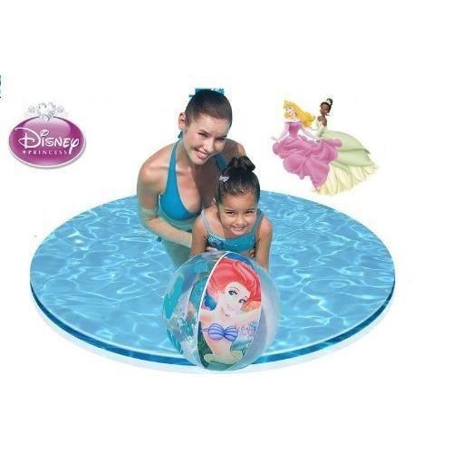 Disney Princess: Un ballon de plage Petite Sirène