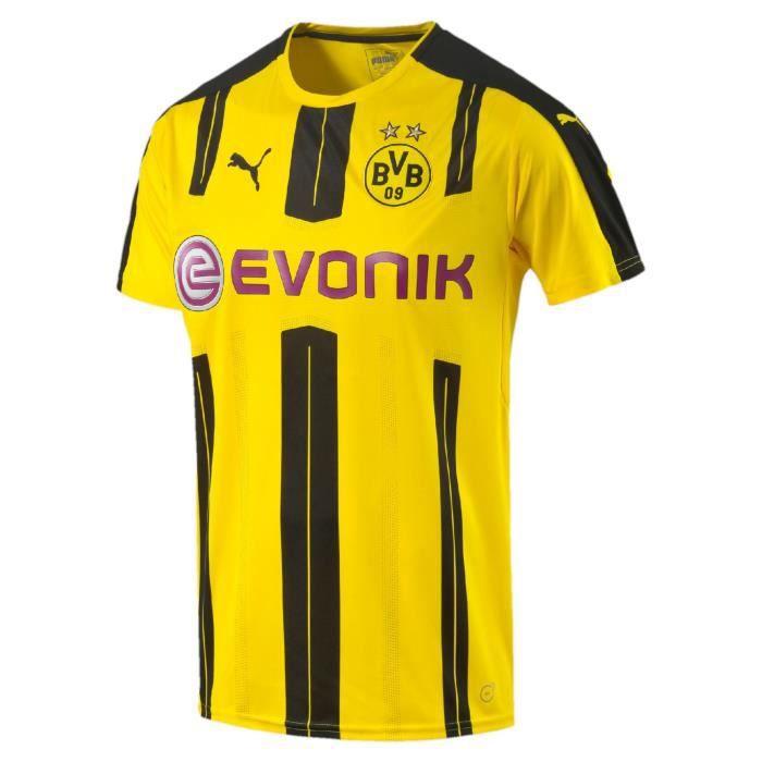 Maillot Domicile Dortmund 2016-2017