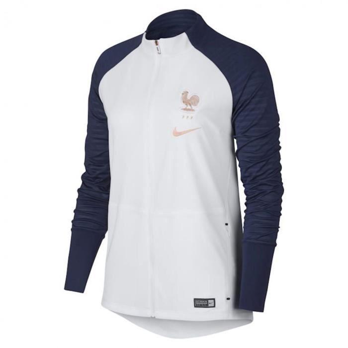 Veste de football Nike FFF Squad - AO4652-100