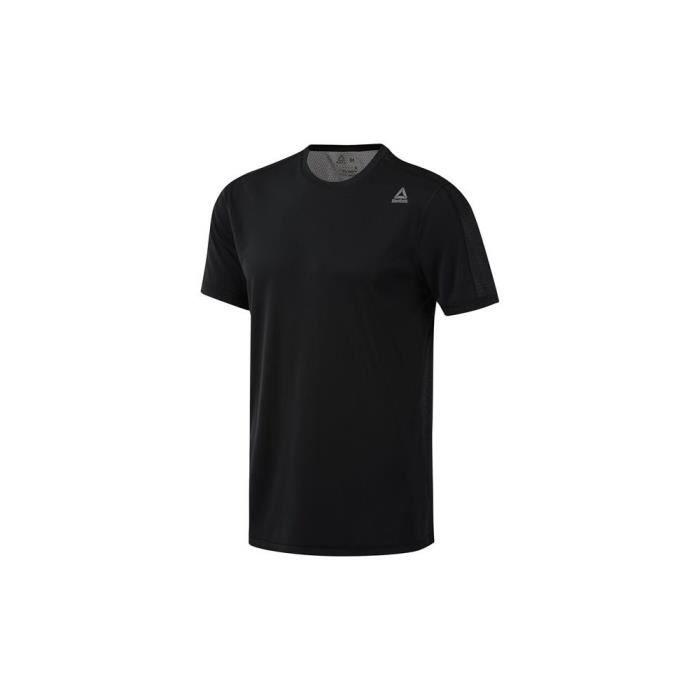 T-Shirt Reebok Wor Tech Top L