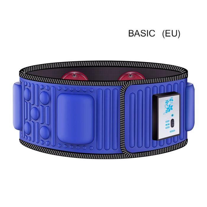 Corps de stimulateur abdominal électrique vibrant minceur ceinture ventre Muscle taille formateur masseur Machine perte de poids com