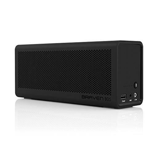 braven enceinte 805 portable sans fils noir enceintes bluetooth avis et prix pas cher. Black Bedroom Furniture Sets. Home Design Ideas