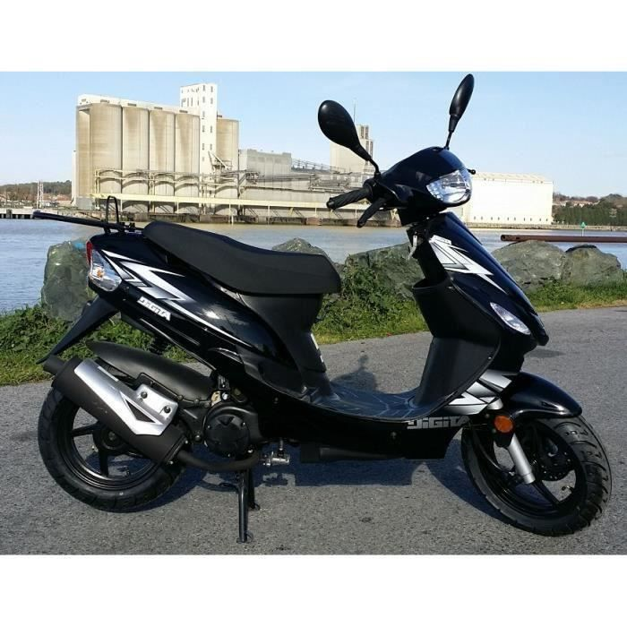 scooter 50cc 2 temps avec grosses roues 12 pouces achat. Black Bedroom Furniture Sets. Home Design Ideas