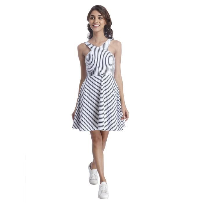 Only Cotton Shift Femmes Robe E0B2C Taille-40