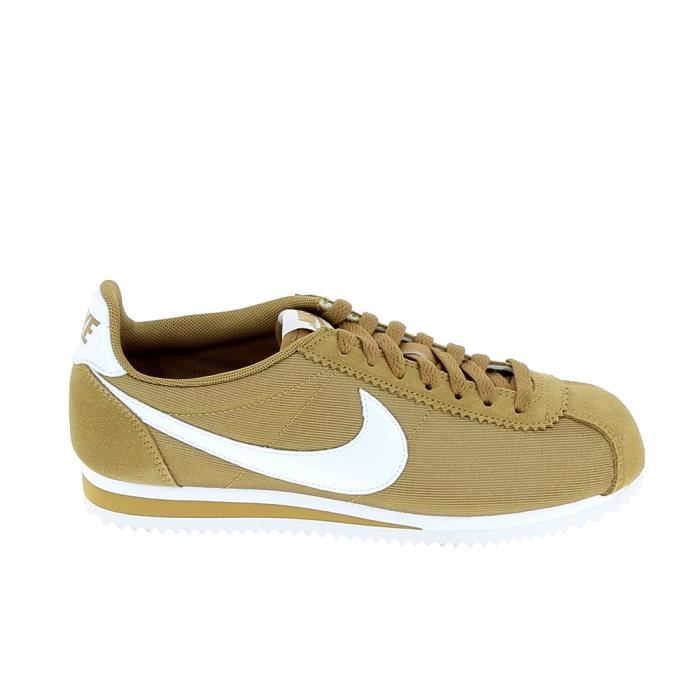 buy online 24330 655fe Basket -mode - Sneakers NIKE Cortez Bronze 749864-202