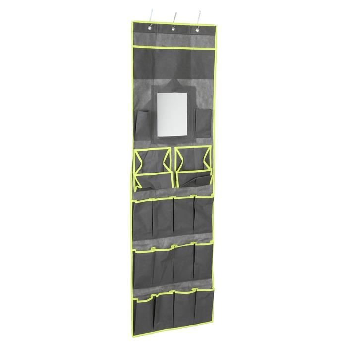 organisateur de porte de salle de bain achat vente. Black Bedroom Furniture Sets. Home Design Ideas