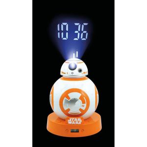 reveil star wars bb8 achat vente jeux et jouets pas chers. Black Bedroom Furniture Sets. Home Design Ideas