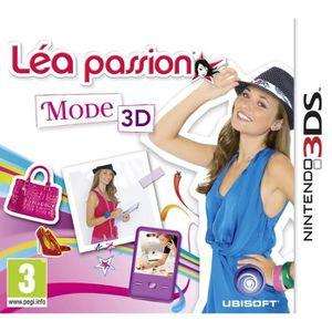 JEU NEW 3DS - 3DS XL Lea Passion Mode 3D Jeu 3DS