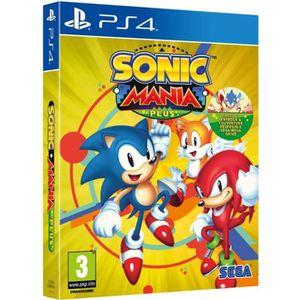 JEU PS4 Sonic Mania Plus Jeu PS4