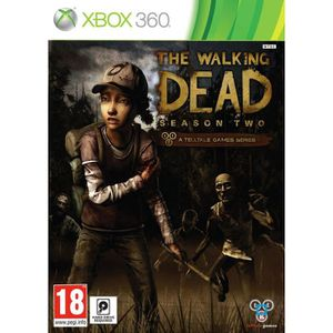JEU XBOX 360 The Walking Dead Saison 2 Jeu XBOX 360