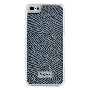 BBC Coque z?bre Iphone 5C - Blanche