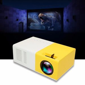 Vidéoprojecteur Nouveau 1080P Home Cinema USB HDMI AV SD Mini Proj