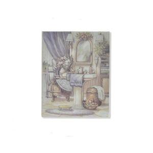 Tableau salle de bain