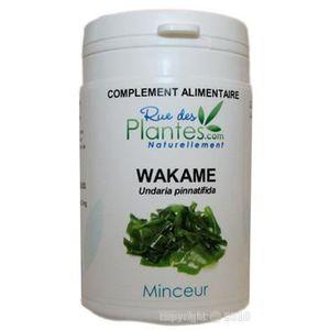 COMPLÉMENT MINCEUR Complément alimentaire de Wakamé 120 gélules