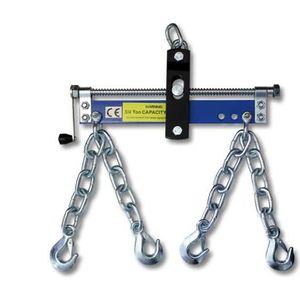 SUPPORT LEVAGE MOTEUR 750kg Balancier pour Grues d'atelier Levage par Ch