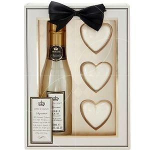 GEL - CRÈME DOUCHE Style & Grace  - Coffret Champagne, Gel de moussan