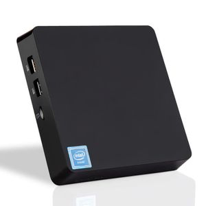 UNITÉ CENTRALE  T11 Windows 10 Mini PC Ordinateur 4 Go de RAM 64 G