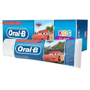 DENTIFRICE Oral-B Kids Dentifrice Frozen ou Cars 75ml, Lot de