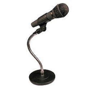 pied microphone table achat vente pas cher. Black Bedroom Furniture Sets. Home Design Ideas