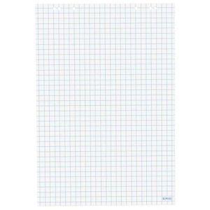 Quadrill/ée 680 x 990 20 feuilles Recycl/ée LANDR/É 5 x bloc paperboard