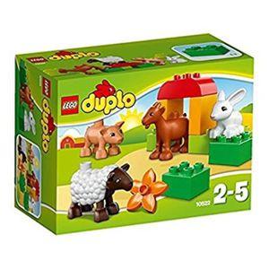 ASSEMBLAGE CONSTRUCTION LEGO Duplo Ville Animaux de la ferme 1MS4HX