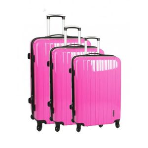 SET DE VALISES Set de 3 valises 4 roues sydney rose