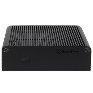 BOITIER PC  SilverStone SST-PT14B-H1D2 Boîtier PC Noir - Intel