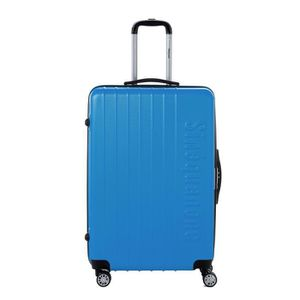 VALISE - BAGAGE SINEQUANONE Valise Trolley ABS Bleu