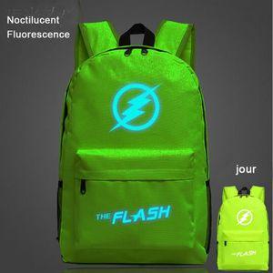CARTABLE The Flash-Sac à dos Noctilucent Fluorescence-carta
