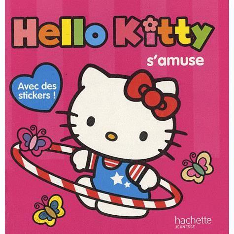 Mini Coloriage Hello Kitty S Amuse Achat Vente Livre Hachette Jeunesse Parution 04 07 2012 Pas Cher Prolongation Soldes Cdiscount