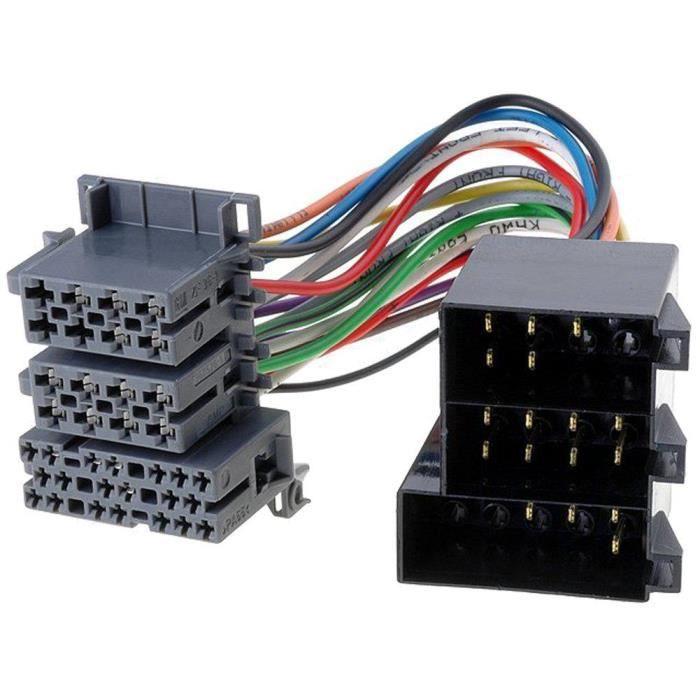 Adaptateur ISO vers Mini ISO Opel - ADNAuto - ADN-AI479816