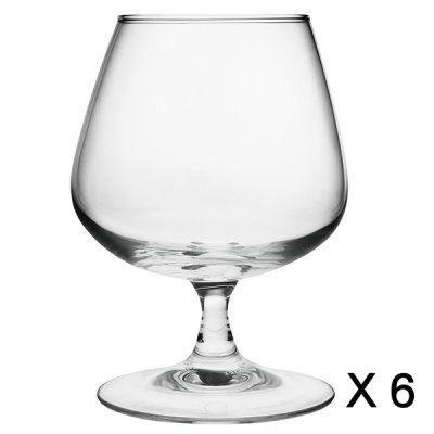 Verres Digestif X6 41Cl Degustation ARCOROC*