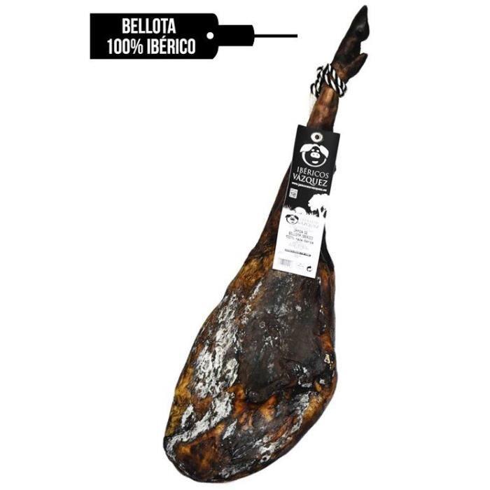 JAMBON DE BELLOTA 100% IBÉRIQUE