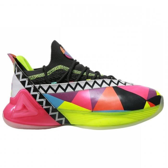Chaussure de Basketball Peak TP7 Multicolor pour homme