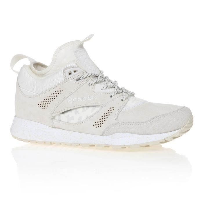 REEBOK Baskets Ventilator Mid Boot Junior et Homme