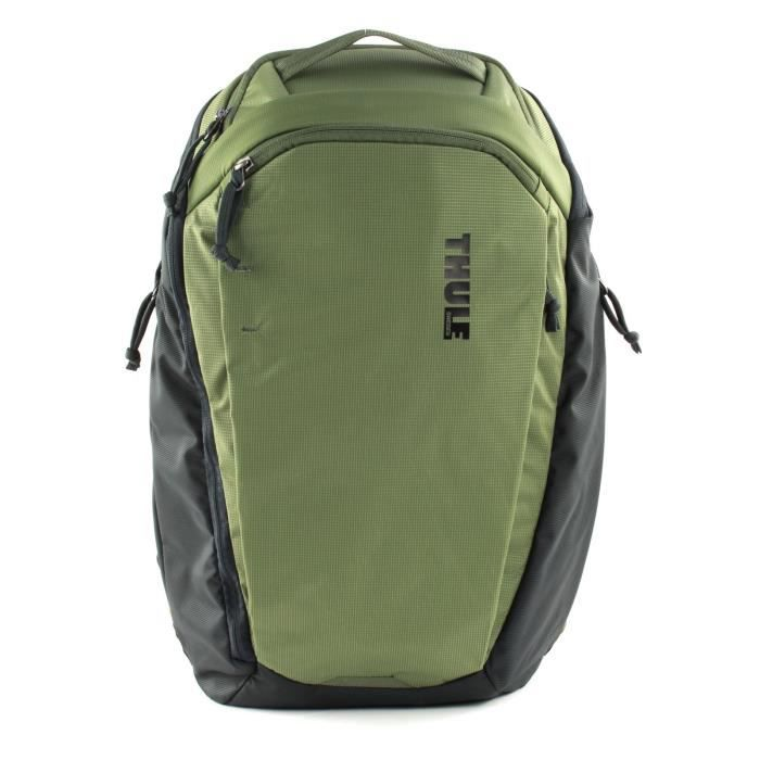 THULE Backpack 23L EnRoute Backpack 23L Olivine - Obsidian [92185]