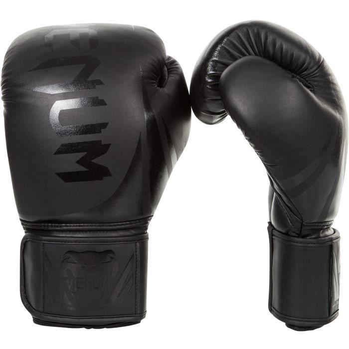 gants de boxe Venum -Challenger-10 oz 10 oz Noir