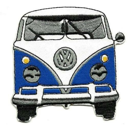 patch vw combi bleu ecusson volkswagen bus achat vente. Black Bedroom Furniture Sets. Home Design Ideas