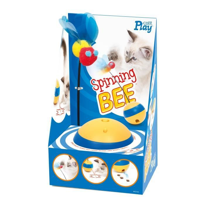 Cat It Abeille Culbuto Play - Pour Chat