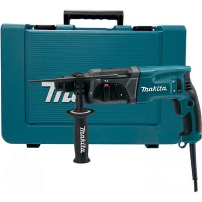 Burineur castorama brico dpt marteau perforateur with burineur castorama hitachi mm sds max w - Perforateur makita sans fil ...