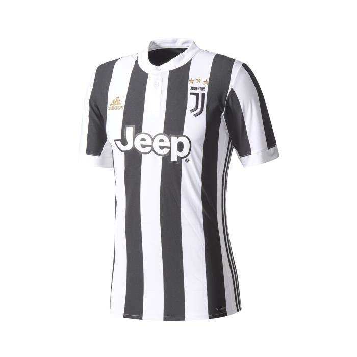 maillot juventus 2017 achat vente pas cher cdiscount. Black Bedroom Furniture Sets. Home Design Ideas