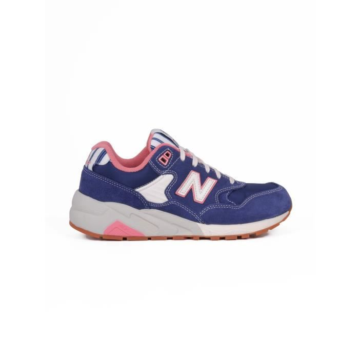 new balance suede femme